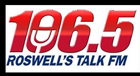 Roswell Talk FM Logo